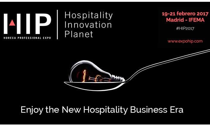 Innovando con los cinco sentidos en el HIP 2017