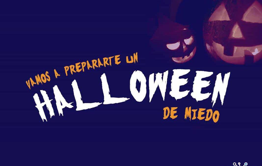 Este Halloween crea una experiencia… ¡de miedo!