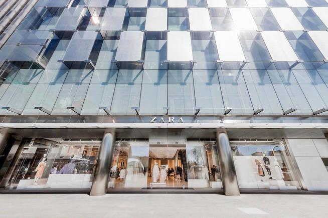 flagship store paseo de la castellana