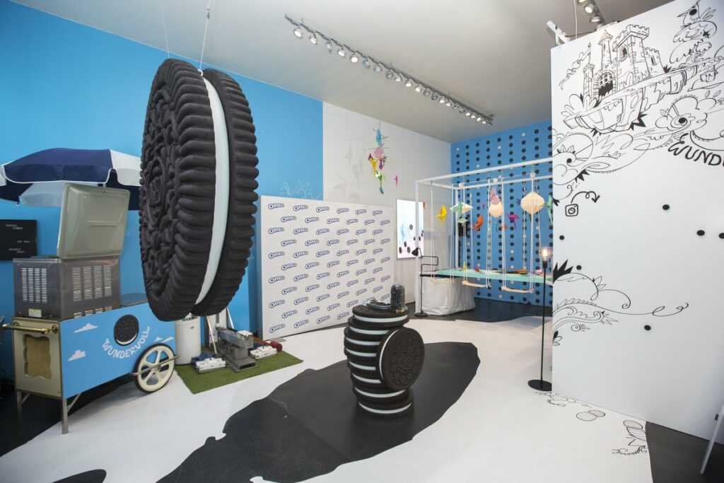 Pop Up Store de Oreo en Berlín