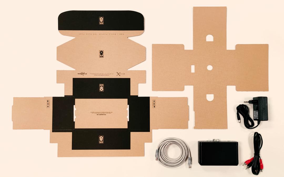 Nuevo packaging para el Player RM8